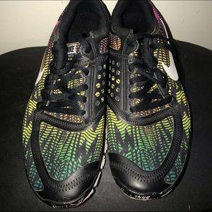 Women Nike free 5.0 size 7.5